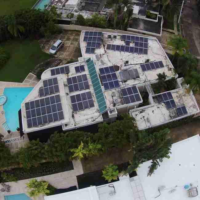 Residencia en San Juan